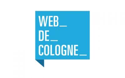 FUTURE|WORKS IST MITGLIED BEI WEB DE COLOGNE